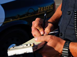 Take care of a traffic ticket quickly and easily.